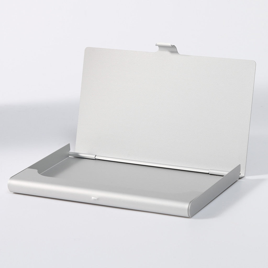 Business ID Credit Card Holder Stainless Steel