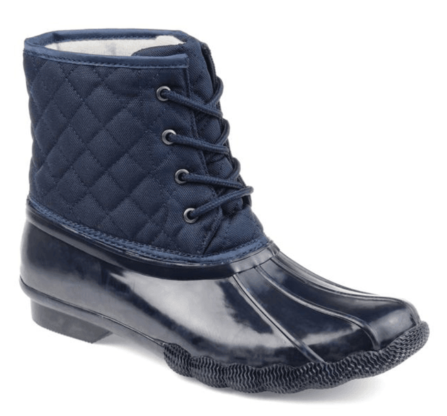 CHILL Shoes Journee Collection Navy 5.5