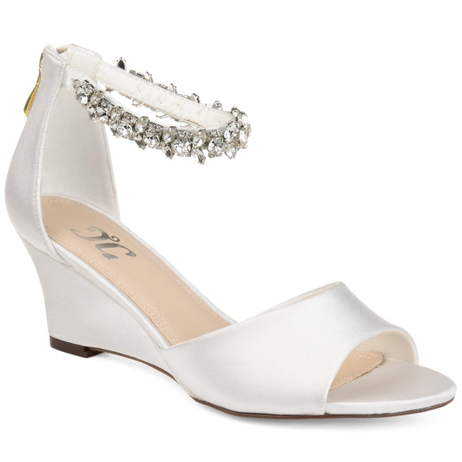 CONNOR Shoes Journee Collection White 5.5