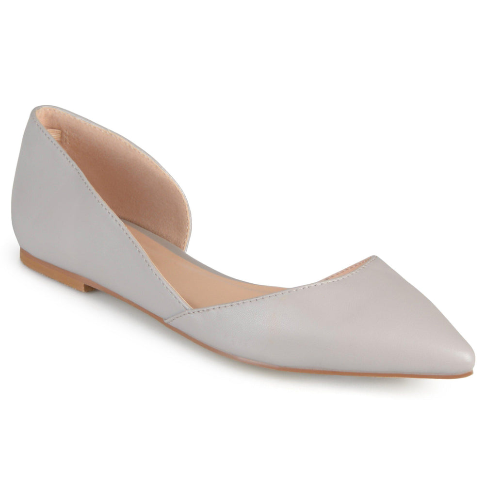 CORTNI WIDE WIDTH Shoes Journee Collection Grey 6