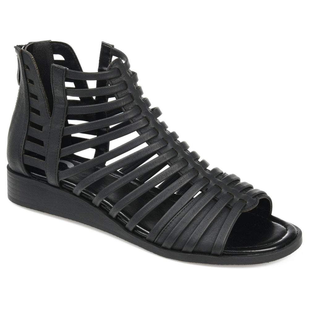 DELILAH Shoes Journee Collection Black 12