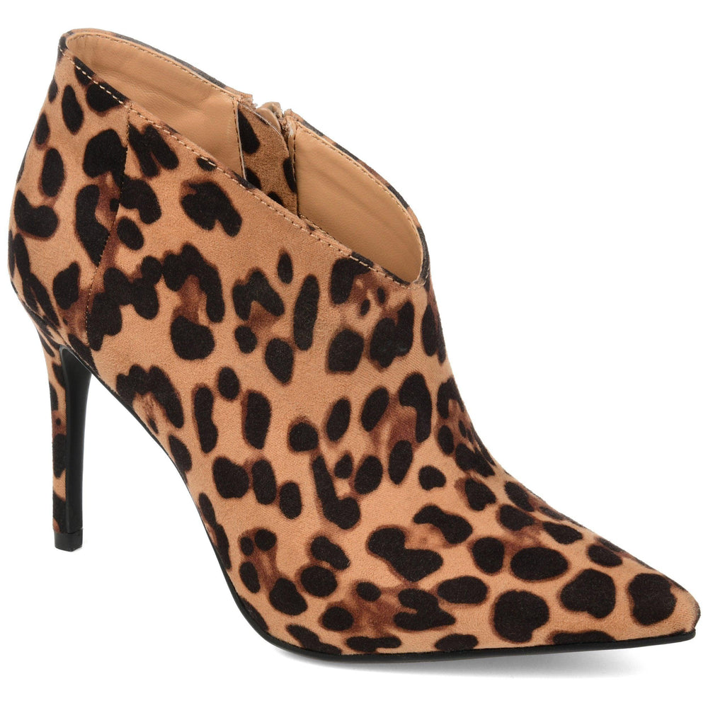 DEMMI Shoes Journee Collection Leopard 5.5
