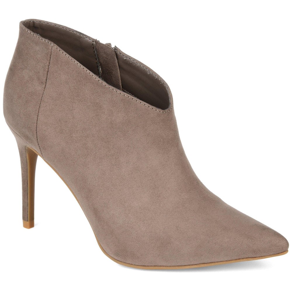 DEMMI Shoes Journee Collection Taupe 5.5