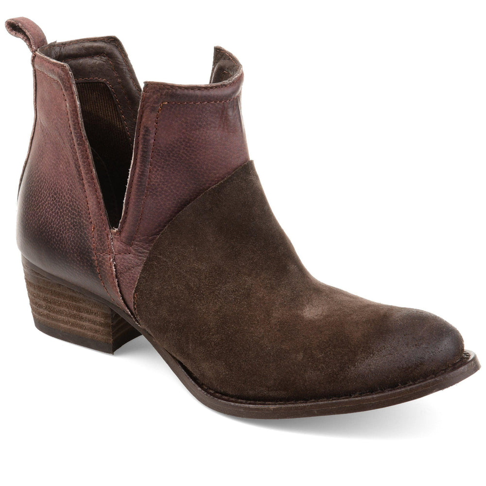 DEMPSY Shoes Journee Signature Brown 6