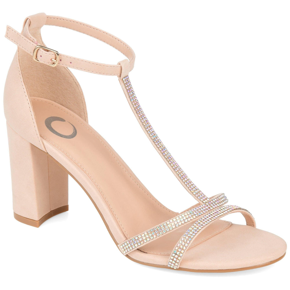 DENALI Shoes Journee Collection Nude 11