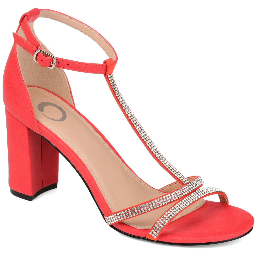 DENALI Shoes Journee Collection Red 6