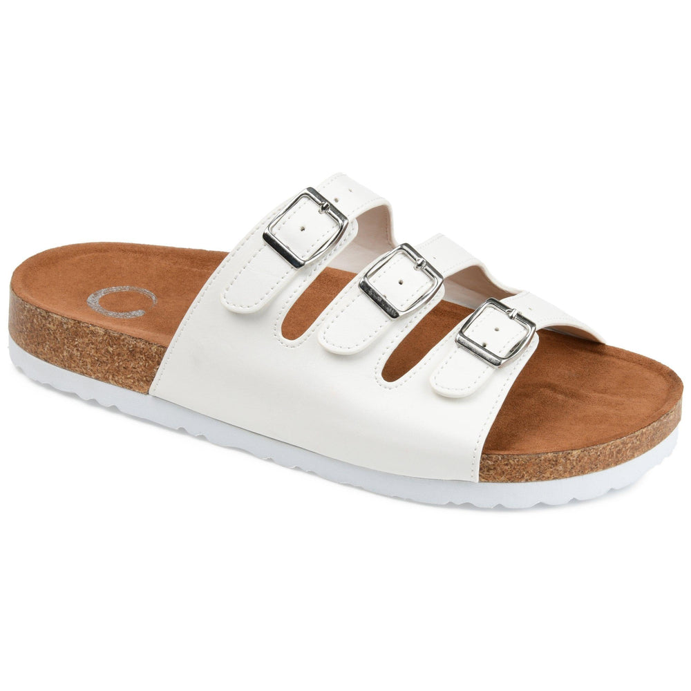 DESTA Shoes Journee Collection White 6