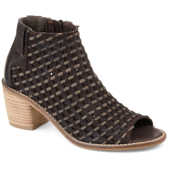 DEVINE Shoes Journee Signature Brown 6