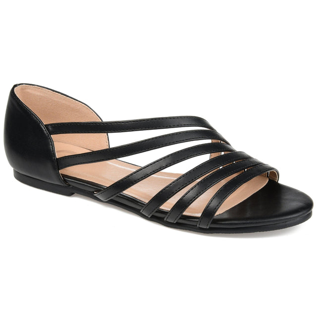DIVINA Shoes Journee Collection Black 7.5