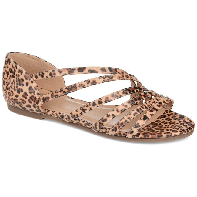 DIVINA Shoes Journee Collection Leopard 10