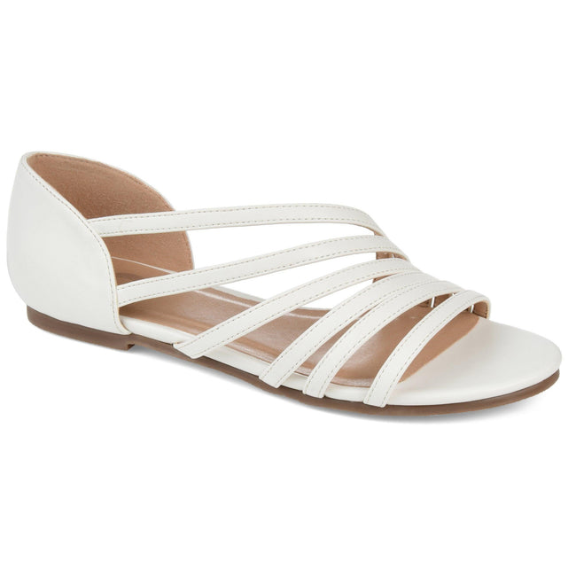 DIVINA Shoes Journee Collection White 6
