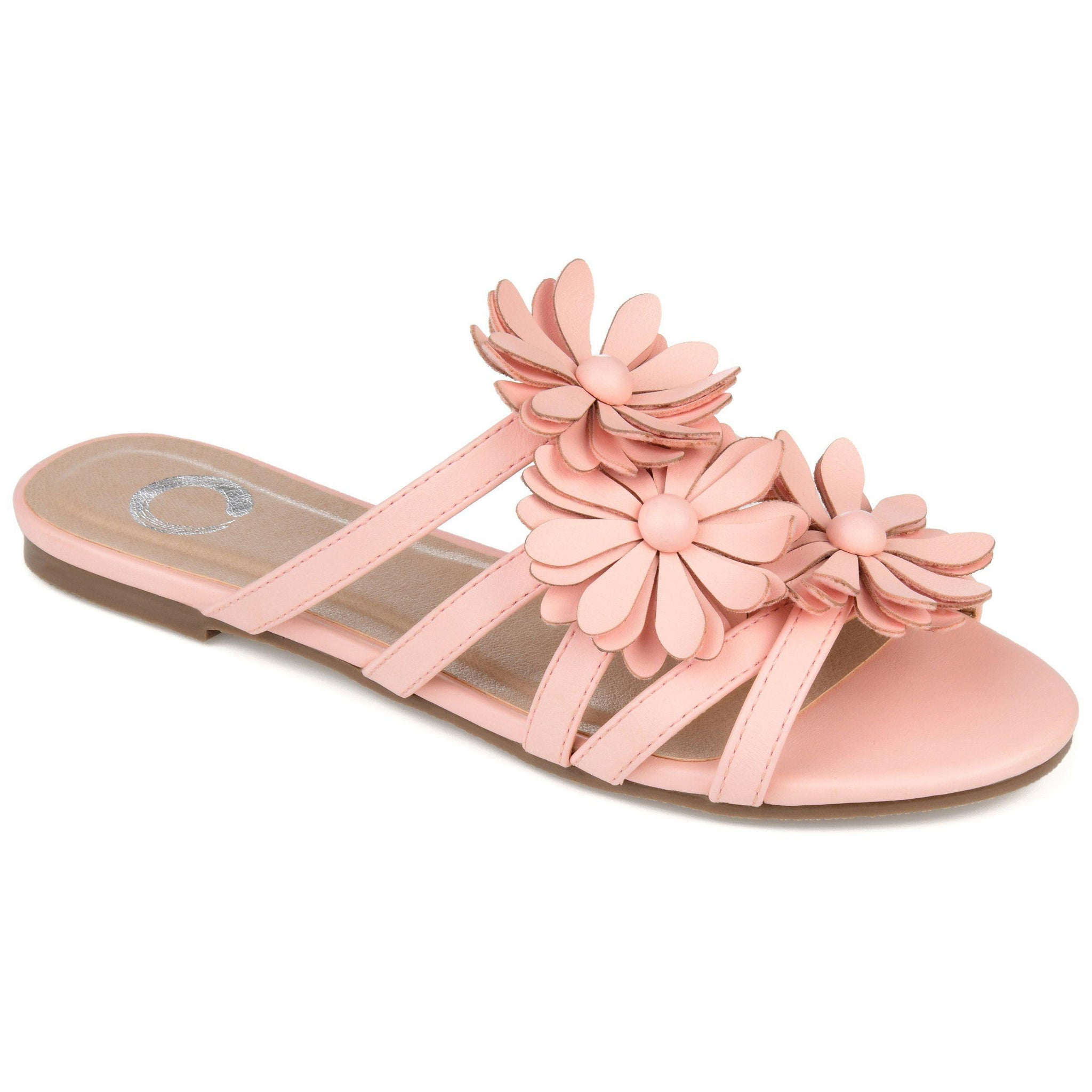 DOLLIAH SHOES Journee Collection Coral 7