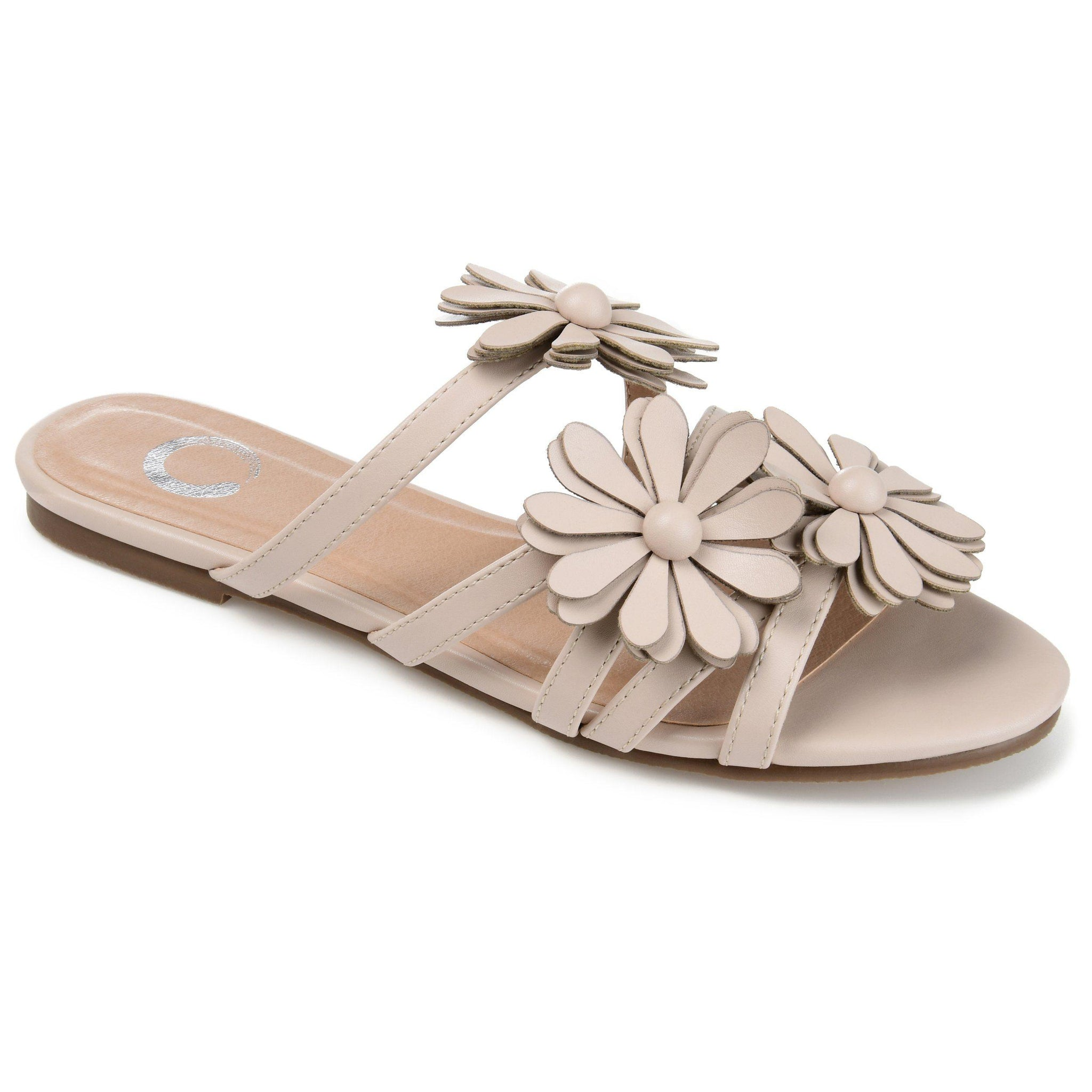 DOLLIAH SHOES Journee Collection Nude 11
