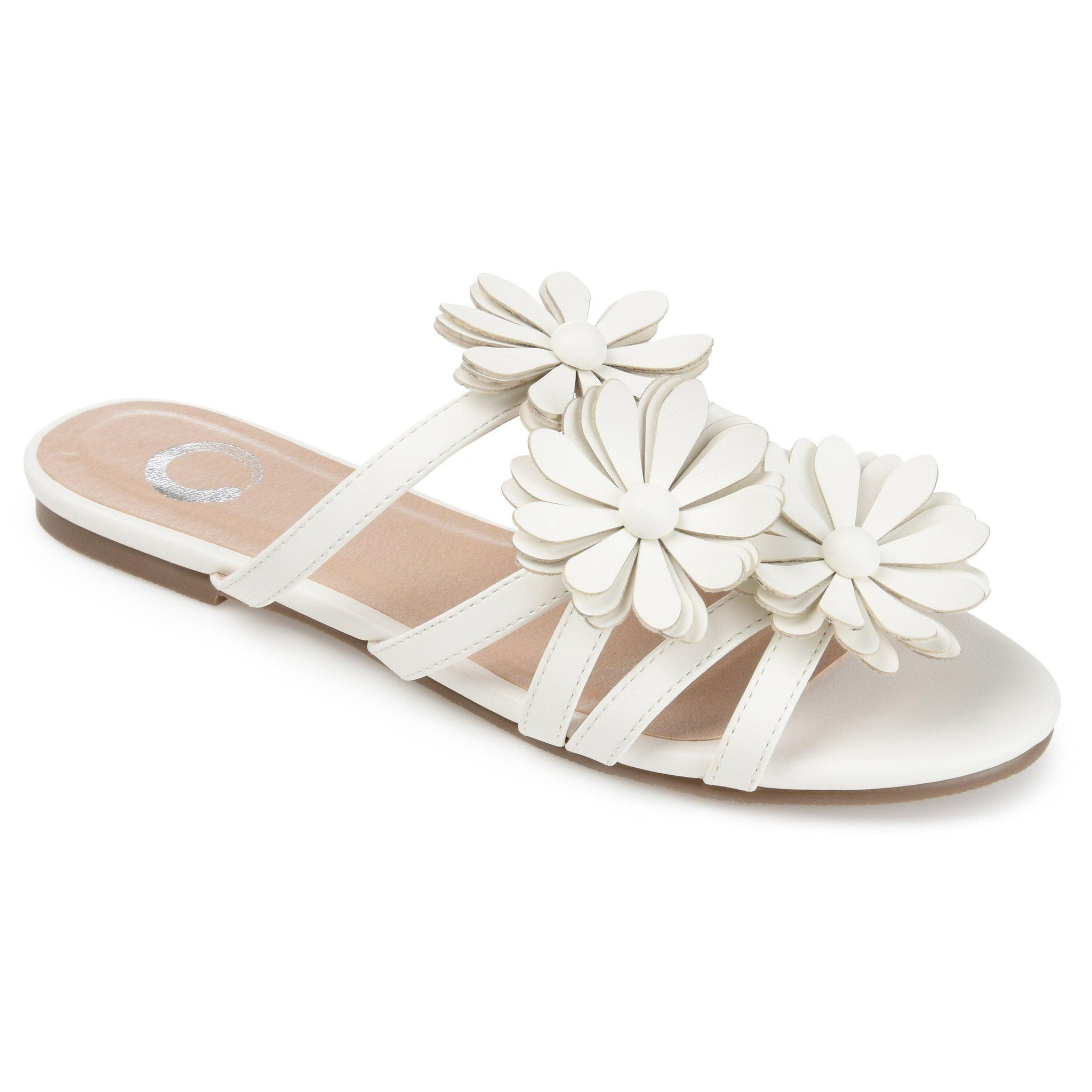 DOLLIAH SHOES Journee Collection White 7
