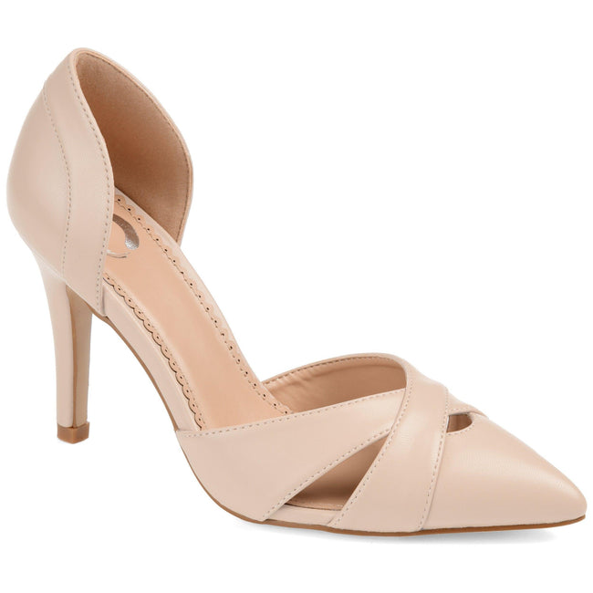DORA Shoes Journee Collection Nude 5.5