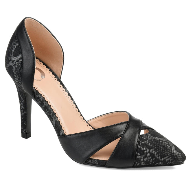 DORA Shoes Journee Collection Snake 5.5