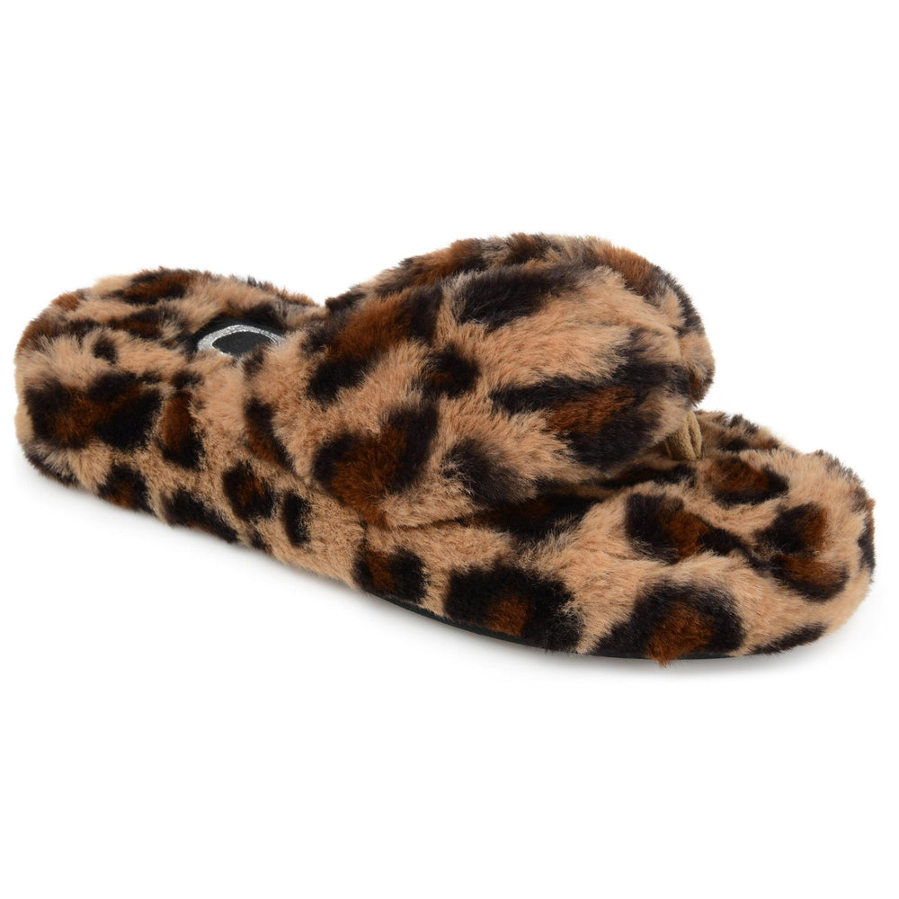 DREAM SHOES Journee Collection Leopard 9.5