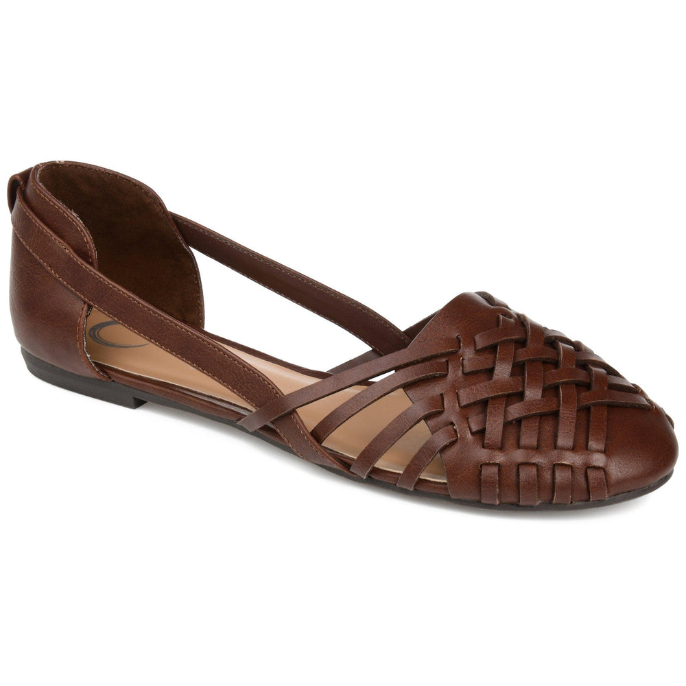 EKKO Shoes Journee Collection Brown 7.5