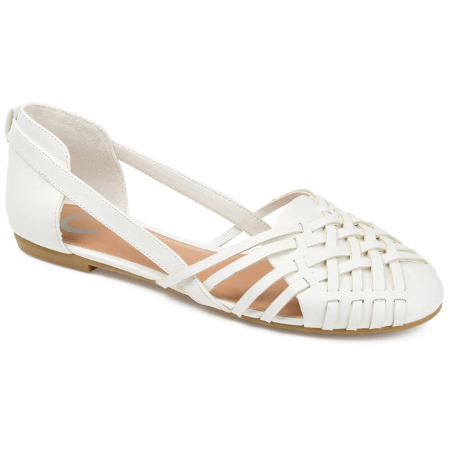 EKKO Shoes Journee Collection White 7