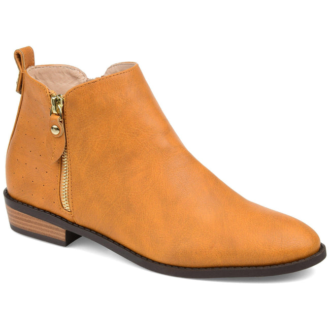 ELLIS Shoes Journee Collection Mustard 5.5