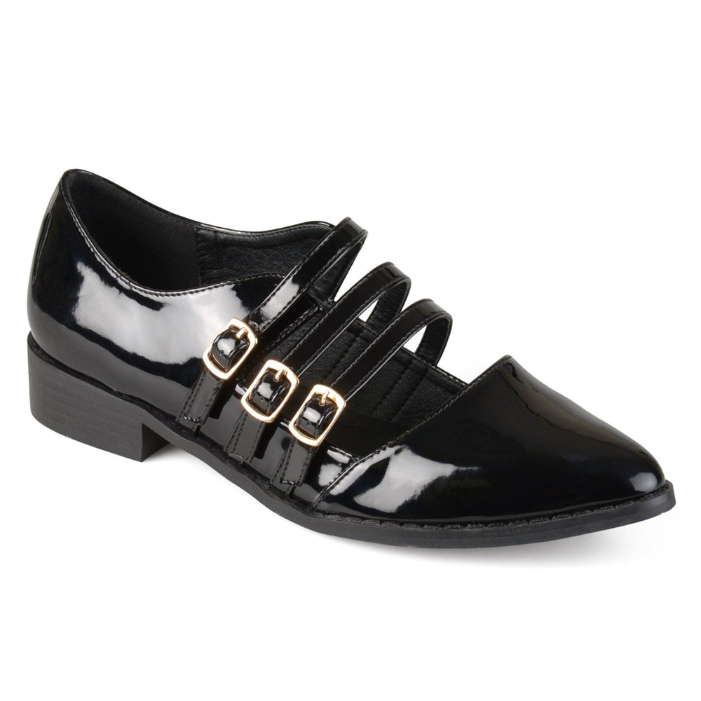 ELYSE Shoes Journee Collection Black 5.5