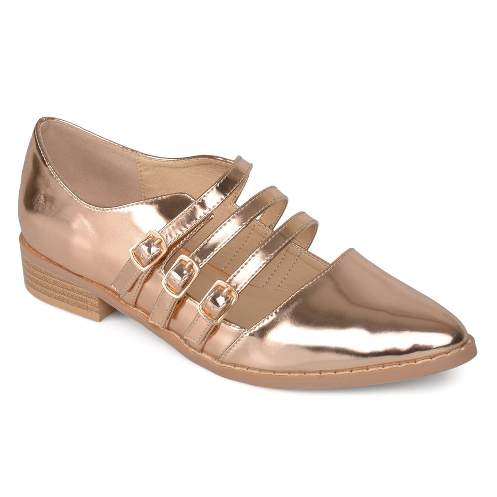 ELYSE Shoes Journee Collection Rose Gold 5.5