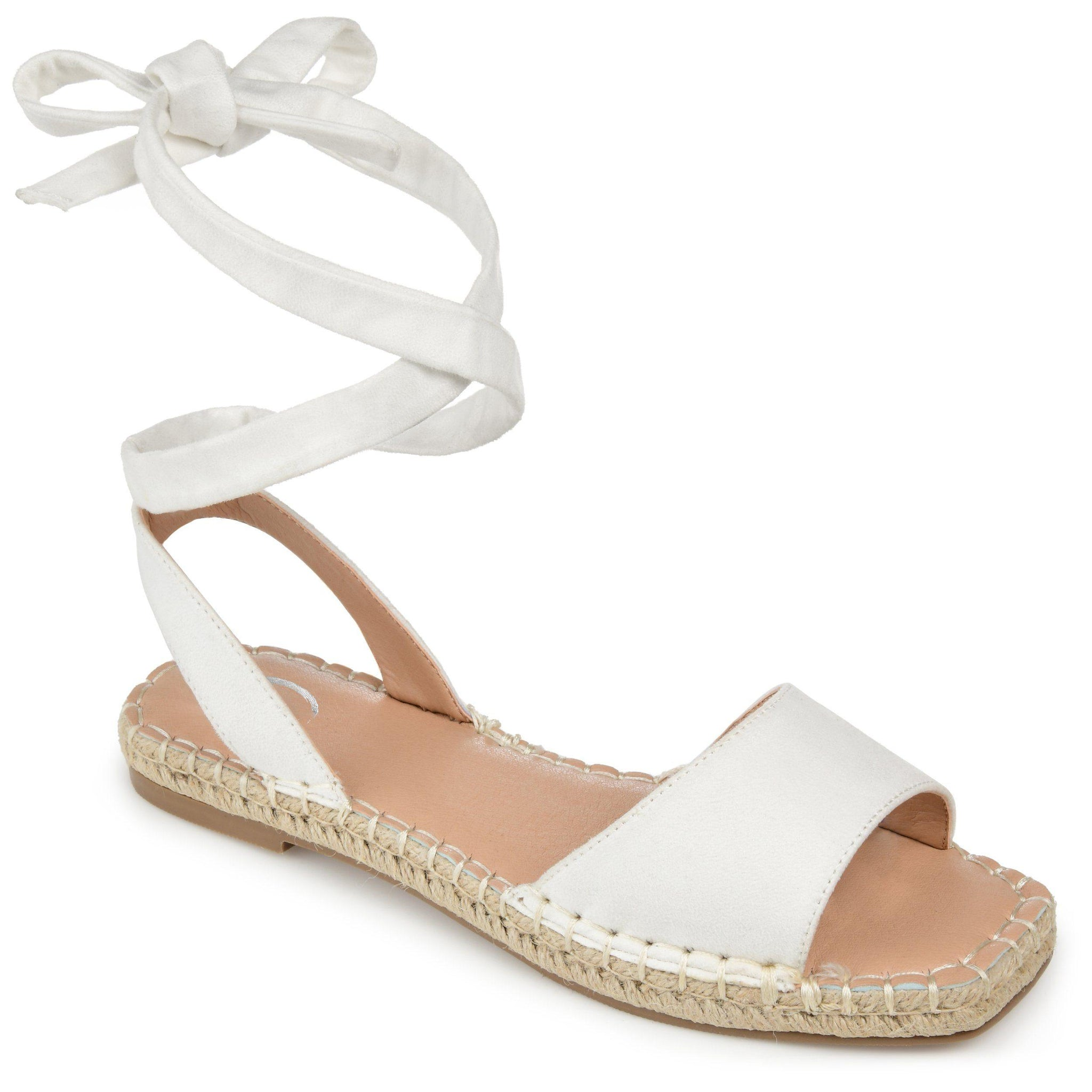 EMELIE SHOES Journee Collection White 6.5