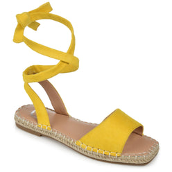 EMELIE SHOES Journee Collection Yellow 10