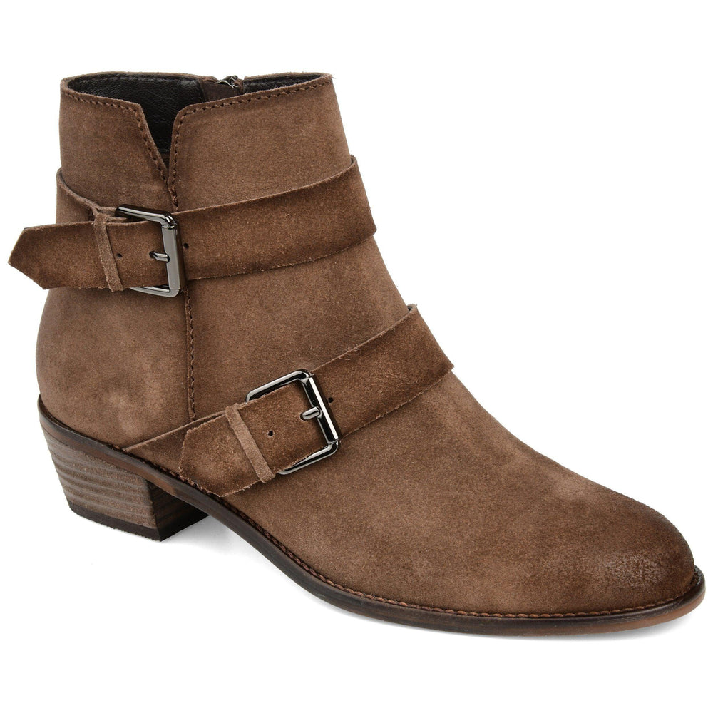 ERRIN Shoes Journee Signature Brown 6
