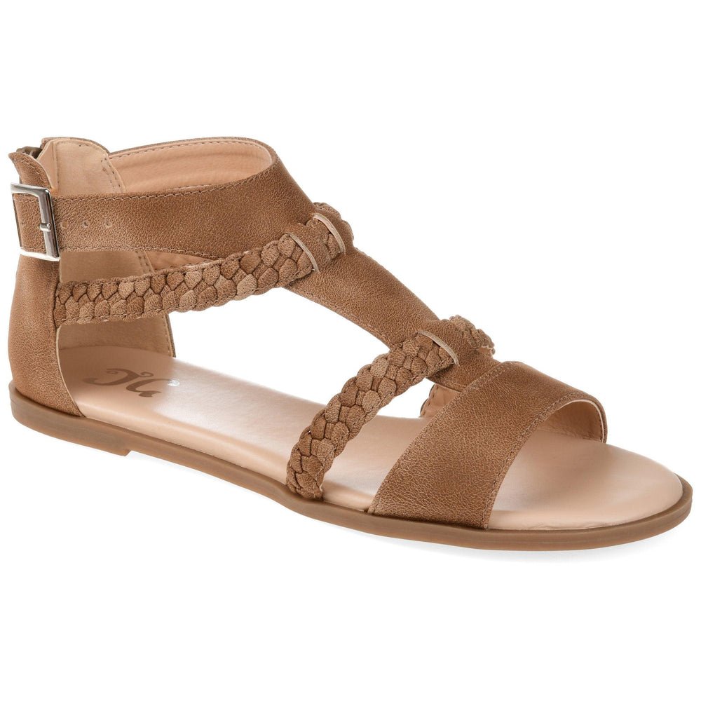 FLORENCE Shoes Journee Collection Brown 5.5
