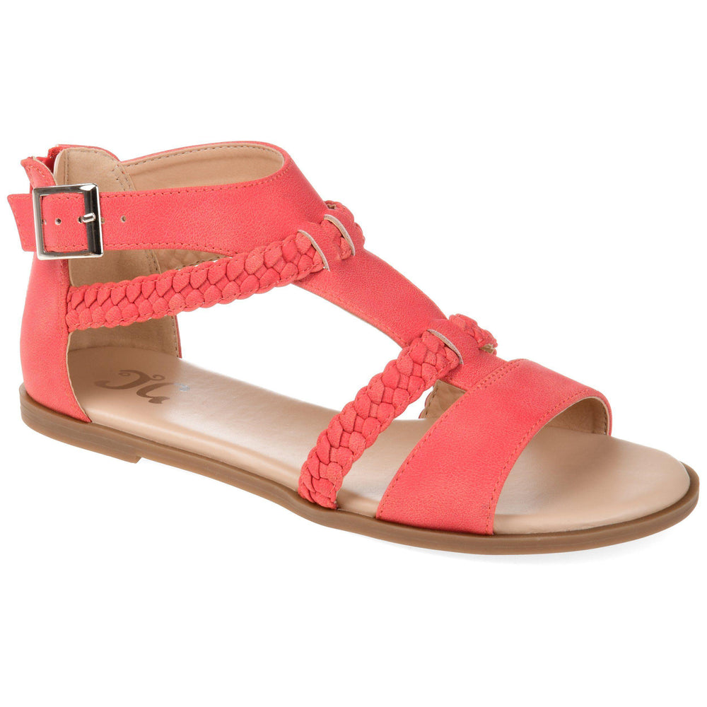 FLORENCE Shoes Journee Collection Coral 5.5