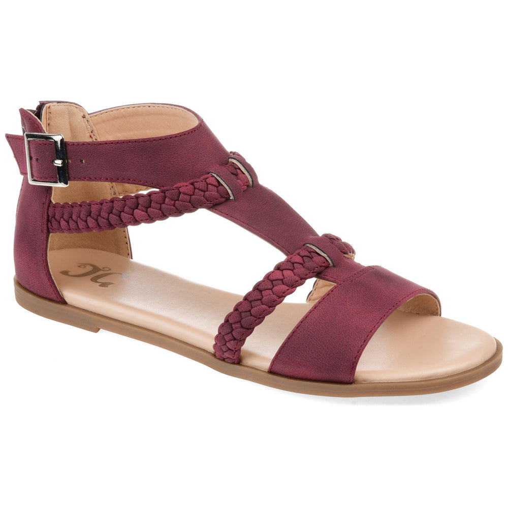 FLORENCE Shoes Journee Collection Purple 5.5