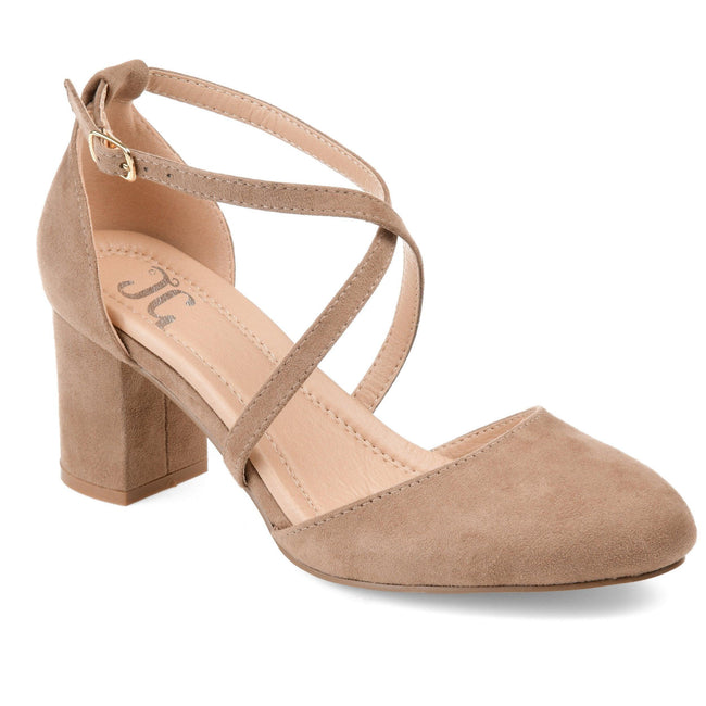 FOSTER Journee Collection Taupe 5.5