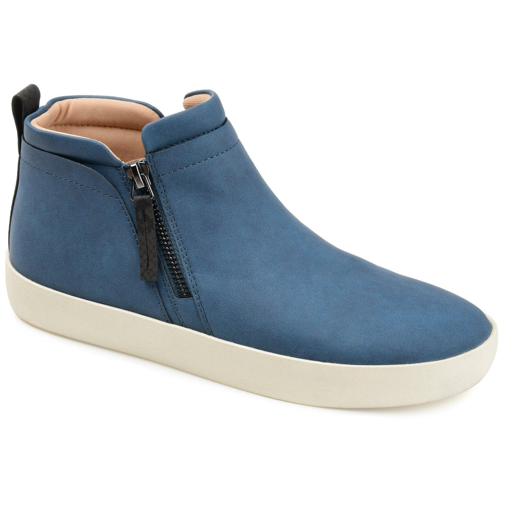 FRANKIE SHOES Journee Collection Blue 7