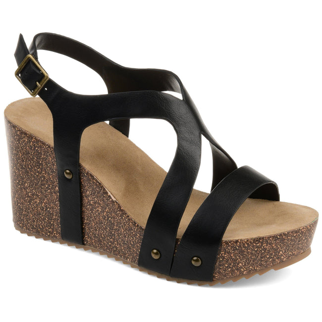 GENEVA Shoes Journee Collection Black 5.5