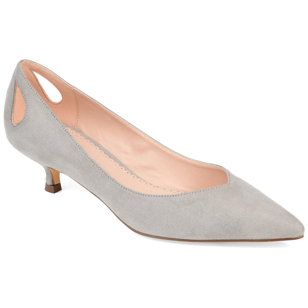 GOLDIE Shoes Journee Collection Grey 5.5