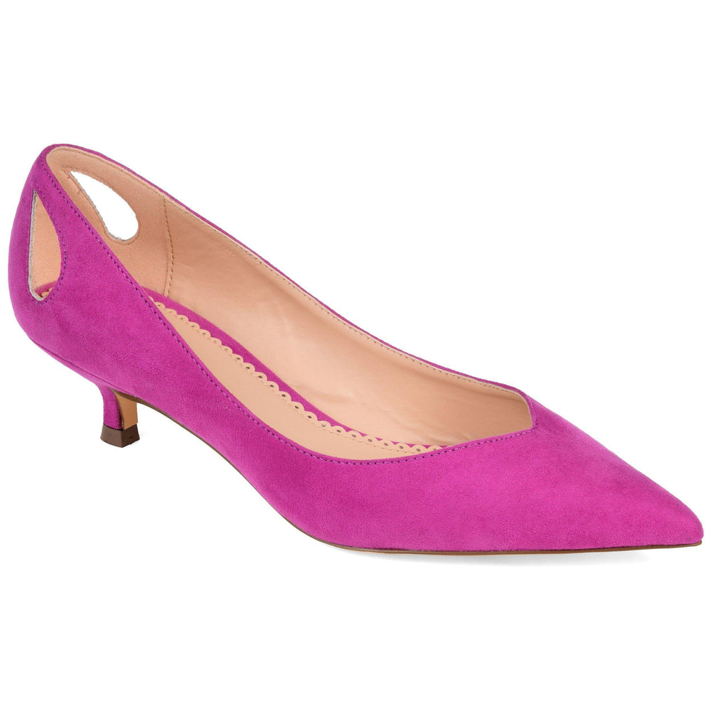GOLDIE Shoes Journee Collection Magenta 5.5