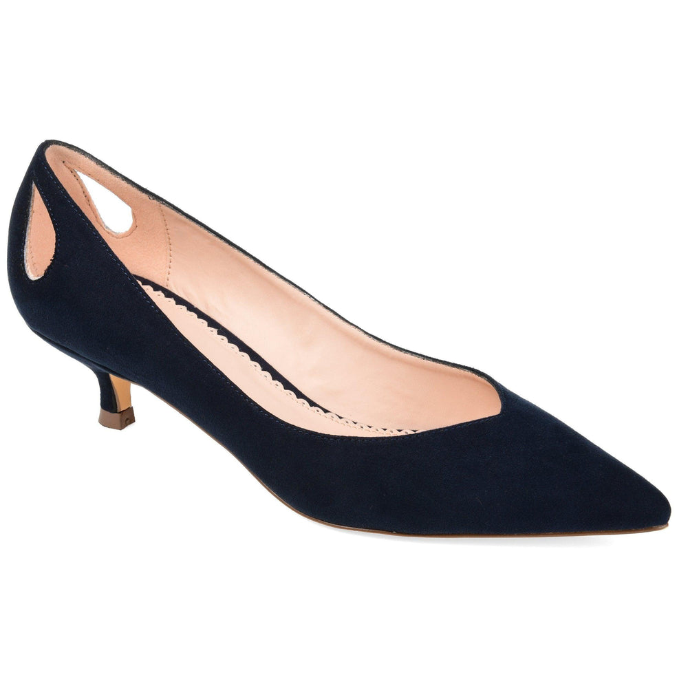 GOLDIE Shoes Journee Collection Navy 5.5