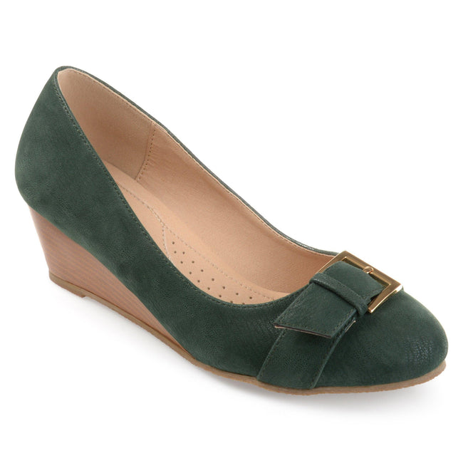 GRAYSN Shoes Journee Collection Green 5.5