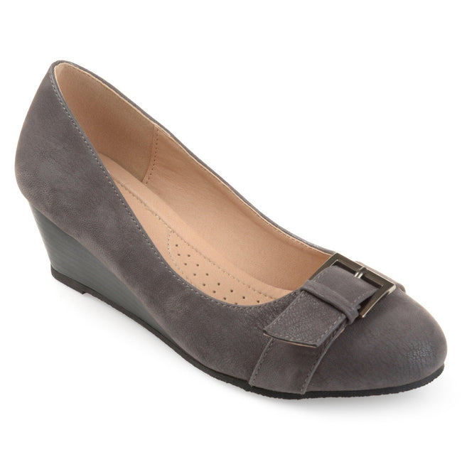 GRAYSN Shoes Journee Collection Grey 5.5