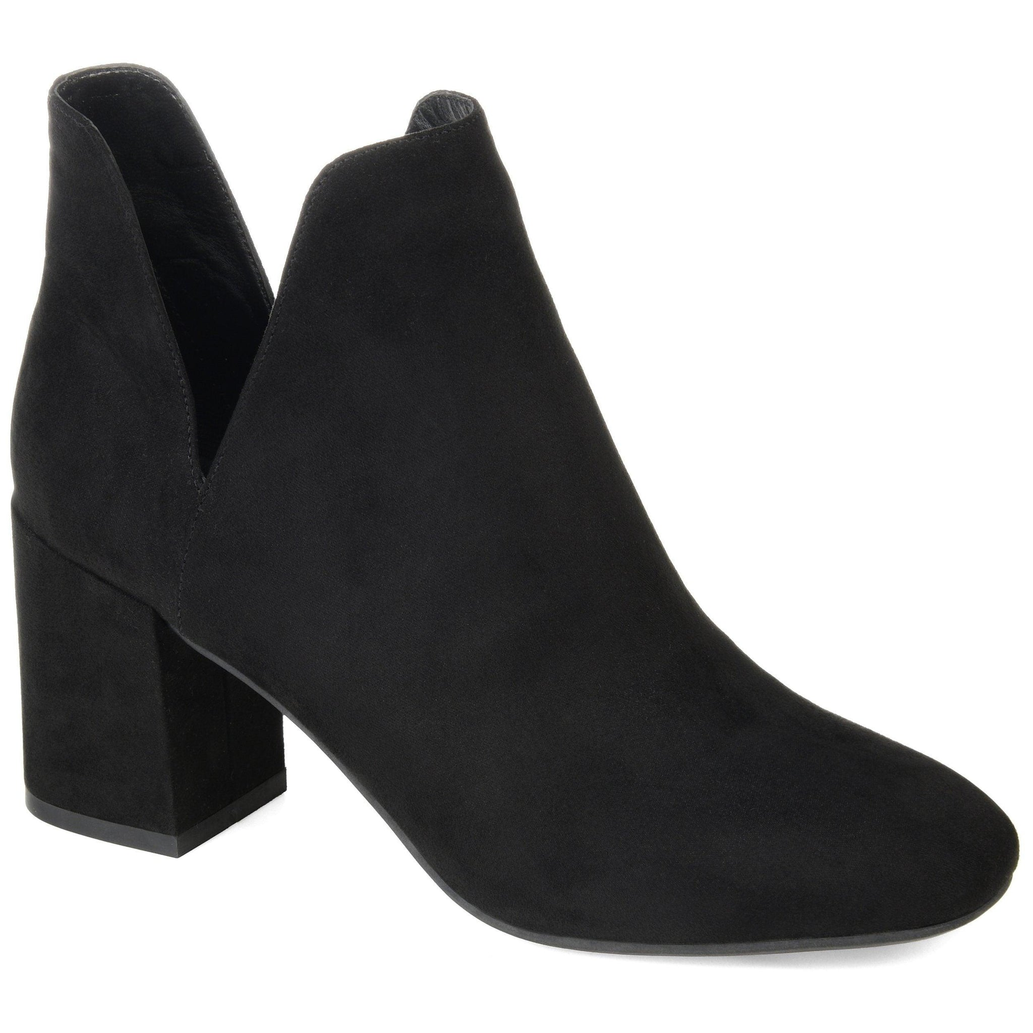 GWENN Shoes Journee Collection Black 5.5