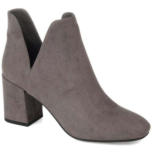 GWENN Shoes Journee Collection Grey 5.5