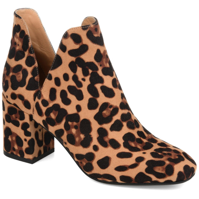 GWENN Shoes Journee Collection Leopard 5.5