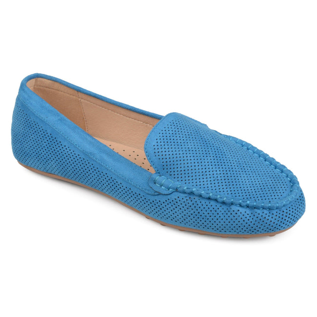 HALSEY Shoes Journee Collection Blue 5.5
