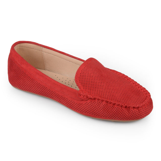HALSEY Shoes Journee Collection Red 5.5