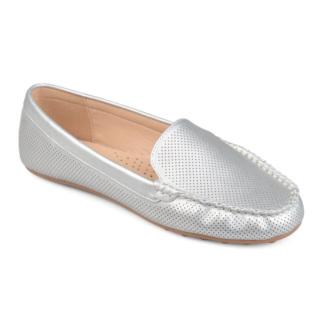 HALSEY Shoes Journee Collection Silver 5.5