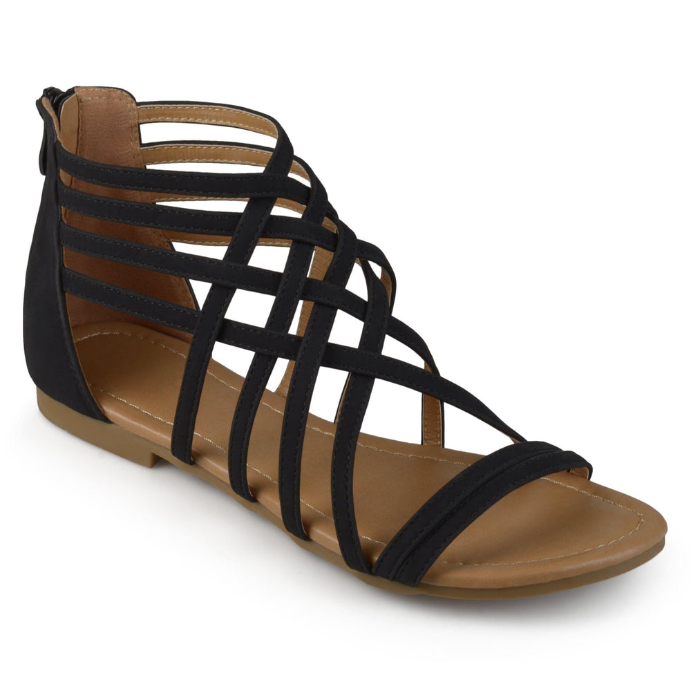 HANNI Shoes Journee Collection Black 5.5