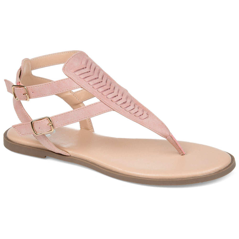 HARMONY Shoes Journee Collection Pink 6.5