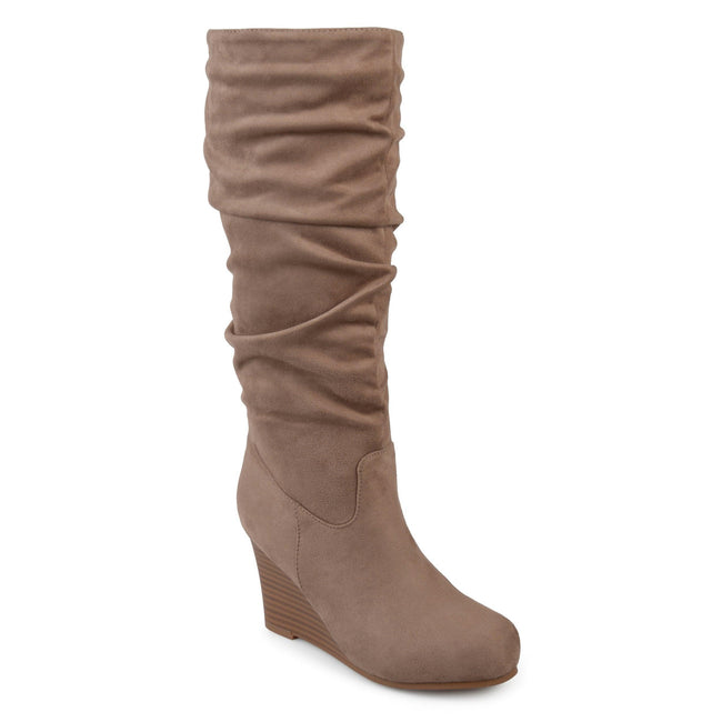 HAZE Shoes Journee Collection Taupe 5.5