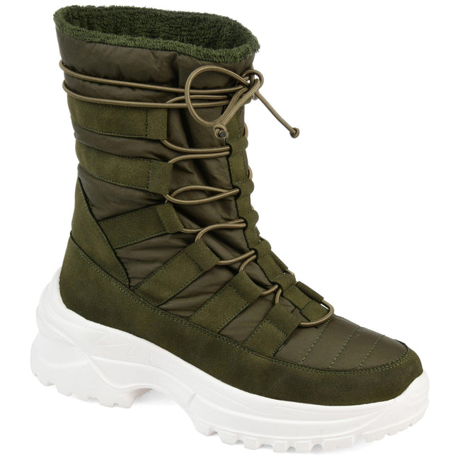 ICEY Shoes Journee Collection Olive 12
